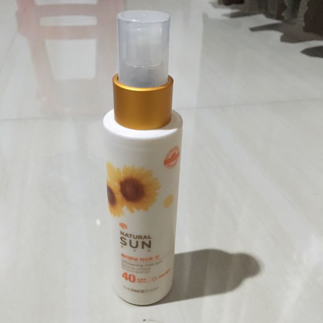 Thefaceshop Natural Sun Eco Spf 40