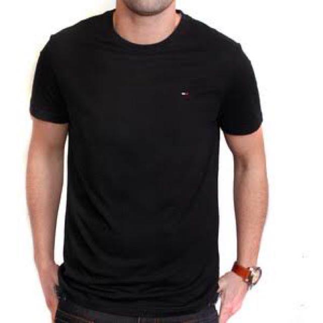 Tommy Hilfiger Black Tshirt