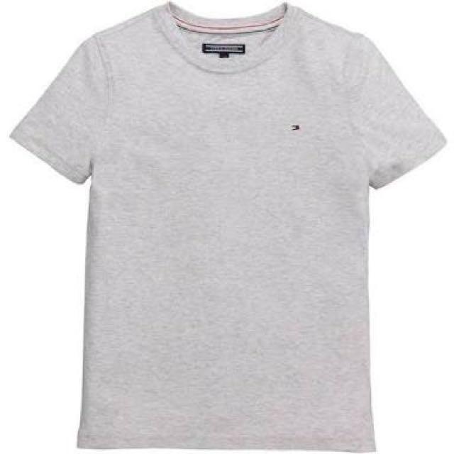 Tommy Hilfiger Grey Tshirt