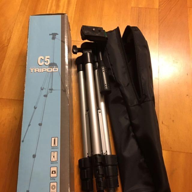 TRIPOD C5相機腳價