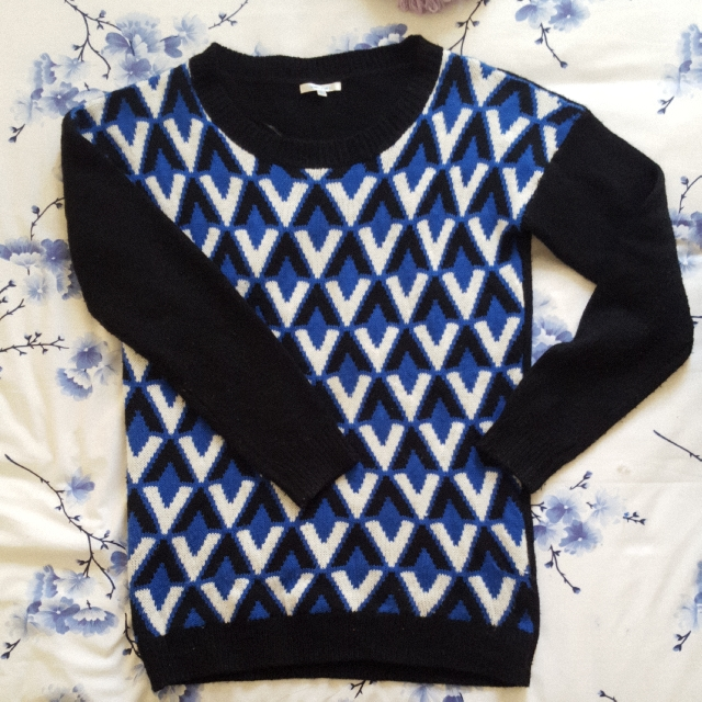 Valleygirl Overized Sweater