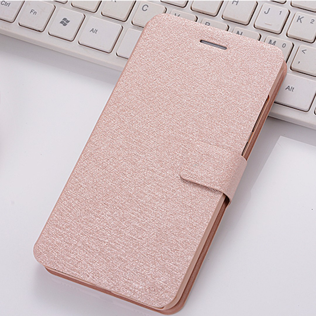 Xiaomi Redmi Note 4x / Note 4 Smart Leather Protective Flip Cover Phone Case, Mobiles