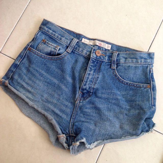 ZARA Short Pants, Jeans