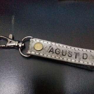 BTS . AGUST D 鎖匙扣