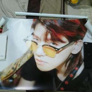 Baekhyun Kokobop Poster