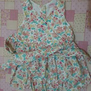 Gingersnaps Bubble Dress (Tiny 6)