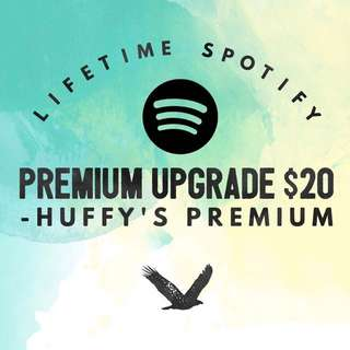 Holiday Promo*OWN EMAIL* SPOTIFY PREMIUM