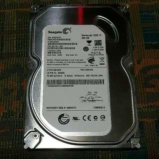 "Seagate 3.5"" SATA 320GB HardDisk"