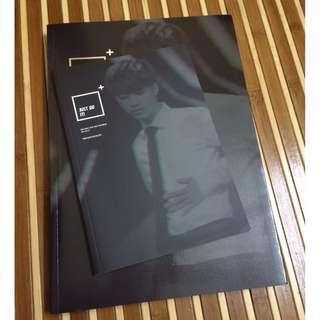 "(EXO D.O) DOH HEART Fansite 1st Photobook ""Just Do It"""