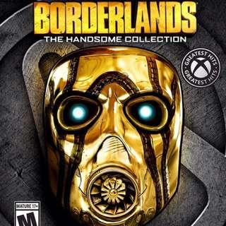 Xbox One Borderlands The Handsome Collection (Borderland 2 + Pre-Sequel)