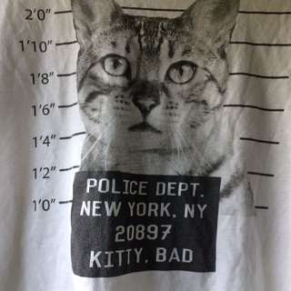 Bad Kitty T