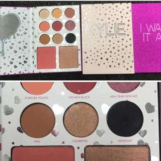 Kylie I want it all pallete