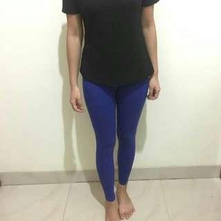 Forever 21 Blue Legging