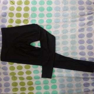 Sogo Black Legging