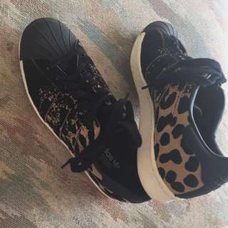 Adidas Superstar Limited Edition (Leopard Print)
