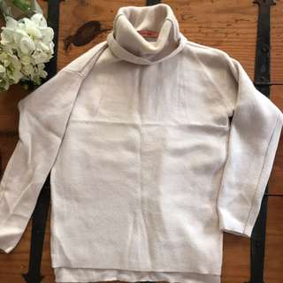Angora Wool Jumper. Rodeo Show. Size Small.