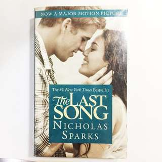 The last song by Nicholas Sparks