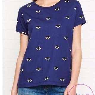 KENZO - Allover Eye Tshirt