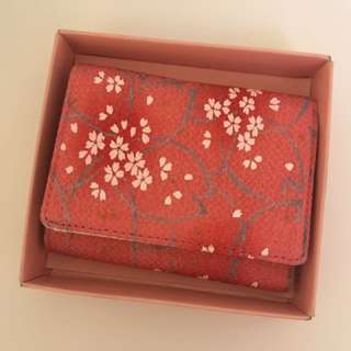 Cherry Blossom Wallet