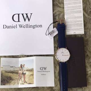 Dw original limited .. strep blue gold