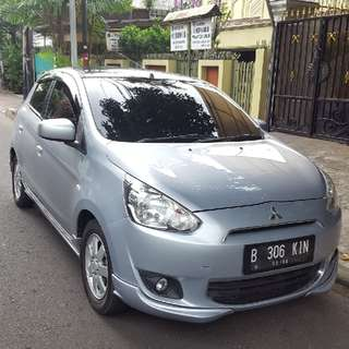 Mitshubishi Mirage EXCEED 2013/12 Matic