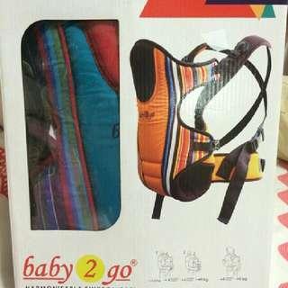 Gendongan Baby 2 Go
