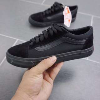 Vans Old Skool All Black ecb45142bc