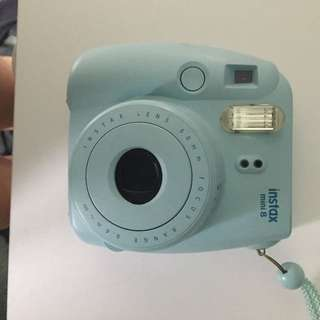 Instax Mini 8 (blue)