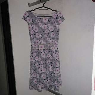 Chill (from SM Store)  Floral Dress