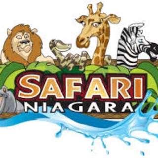 Niagara Safari Tickets