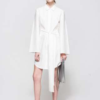 Cameo Collective Fiction Shirtdress