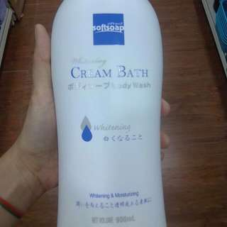 Cream Bath Whitening 900ml