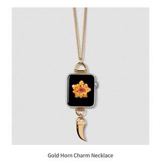 Apple Watch Horn Pendant RRP $175AUD For 38mm