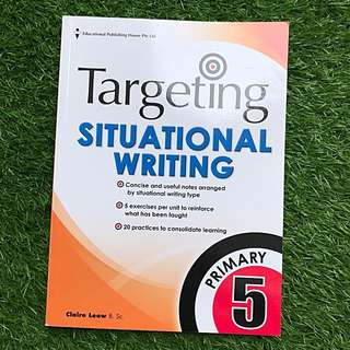 Targeting Situational Writing Primary 5