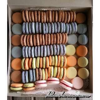Macarons Borong
