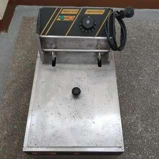 Industrial Electric Deep Fryer