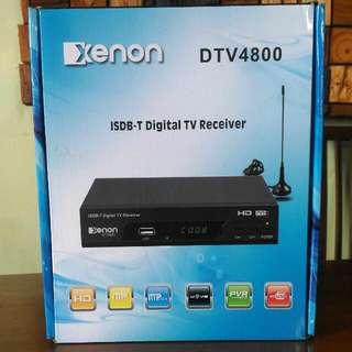 Xenon Digital Tv Reciever