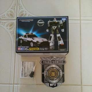Transformers Mp 17 Prowl
