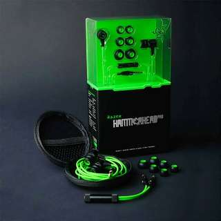 Original Razer Hammerhead Pro V2 gaming pro earphones