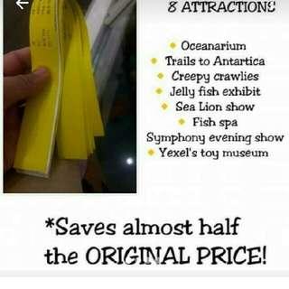 ocean park ticket