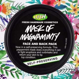 Lush Magnaminty Mask