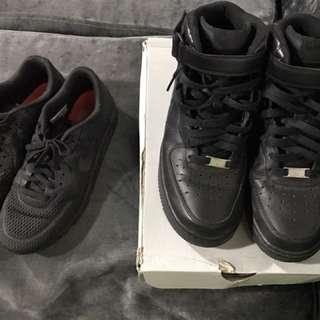 Nike air force air max 90