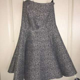 Natasha Gan strapless dress size 8