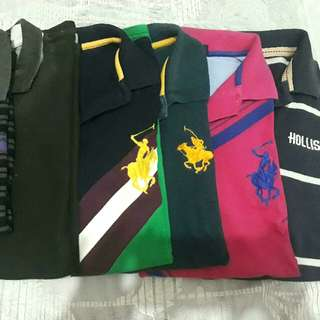 Poloshirt!! Get All for 250