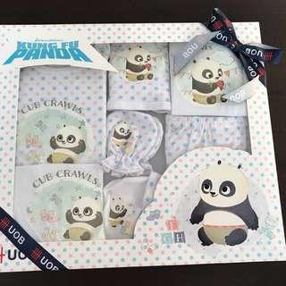 Baby gift sets: Kungfu Panda