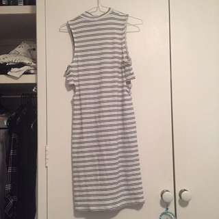 Cotton On Cut Out Dress
