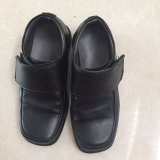 Bucherri Black Kids Shoes
