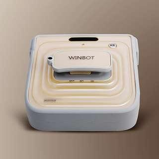 winbot W710 抹窗機械人 吸塵機
