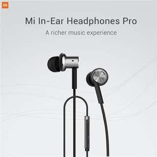 xiaomi in-ear headphone pro