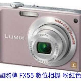 Panasonic FX55 DC